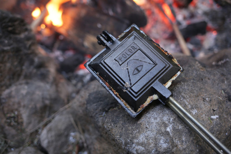 Campfire Sandwich Makers