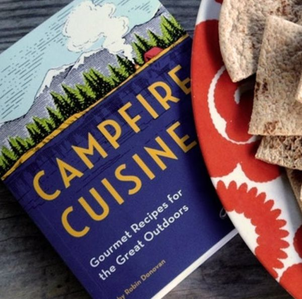 Scrumptious Campfire Cookbooks