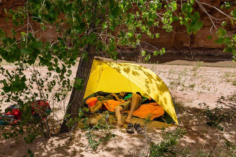 Multi-Configuration Tents