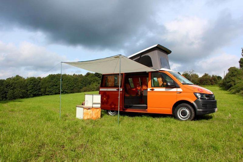 Retro-Inspired Camper Vans