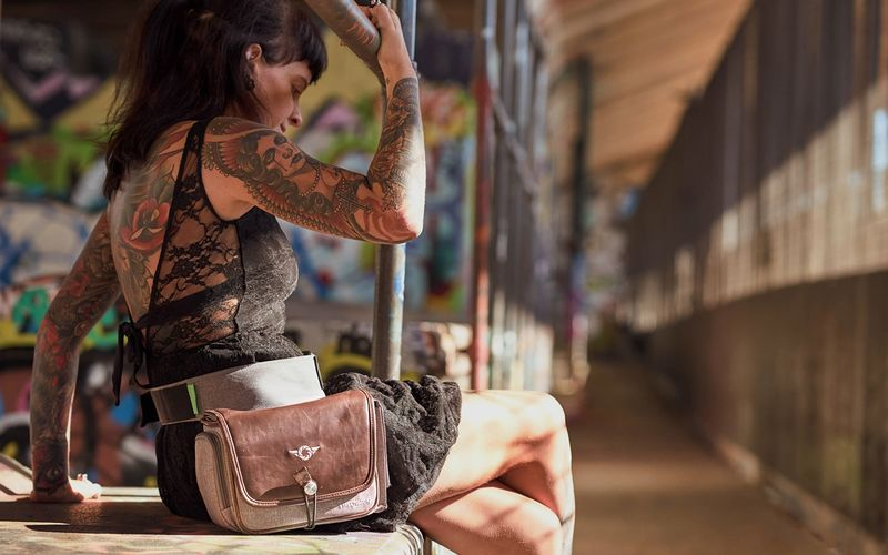 Belted Camera Bags