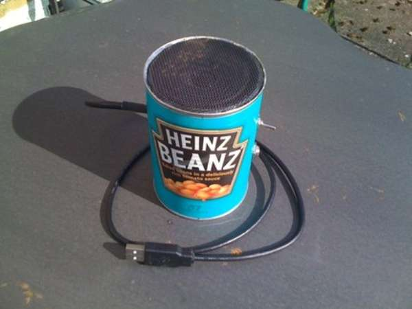 can of beans amp