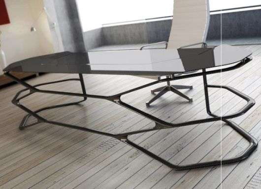 Carbon Fiber Desks