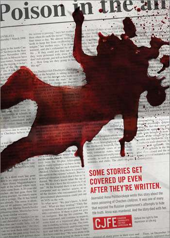 Bloody Newspaper Campaigns