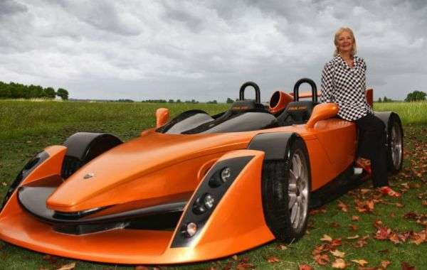 Hulme CanAm Supercar
