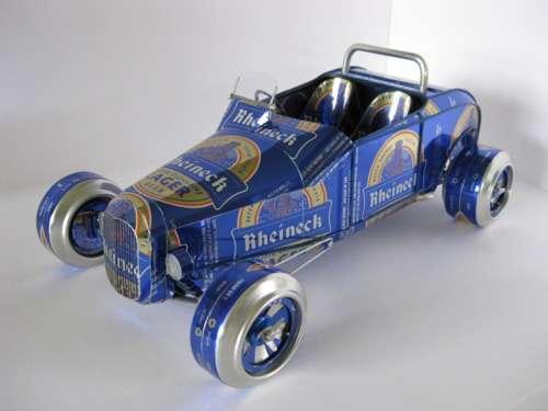 Upcycled Aluminum Automobiles (UPDATE)