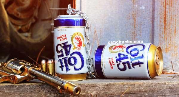 DIY Beer Weapons