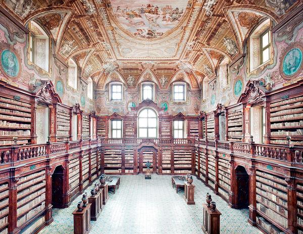 Intricate Architecture Artwork