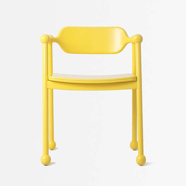 Quirky Minimalism Seating
