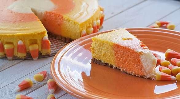 Creamy Autumn-Candied Desserts