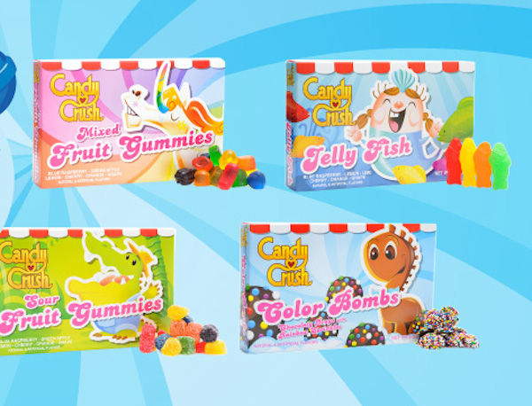 Candy Crush Candies