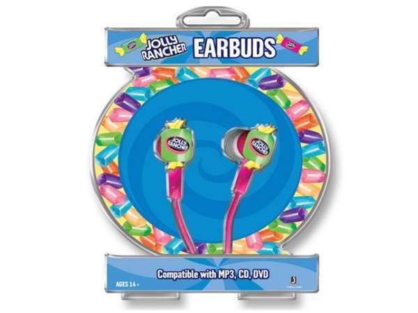 Candied Earphones