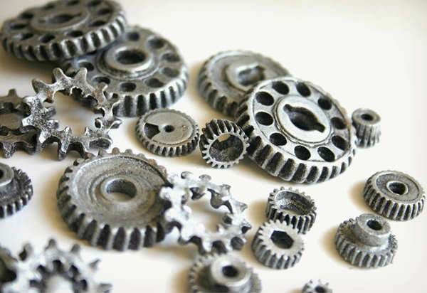 Edible Machine Parts