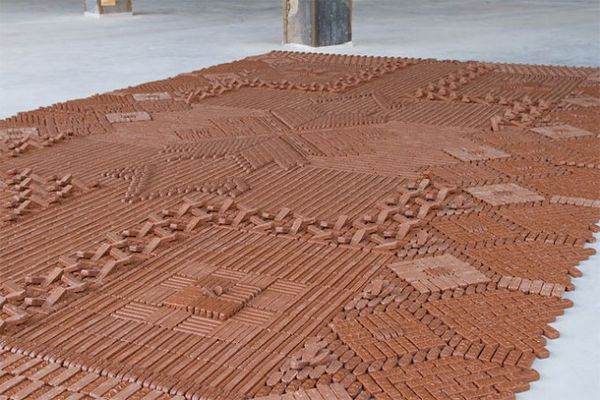 Chocolatey Area Rugs