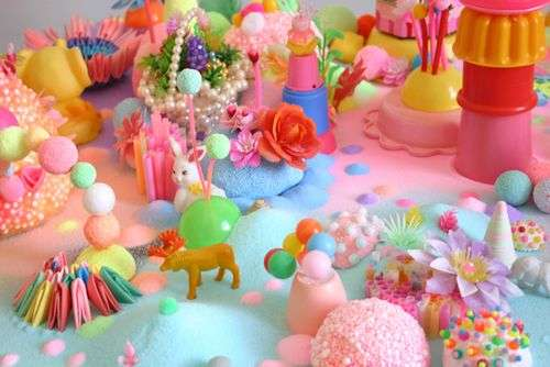 Confectionary Worlds