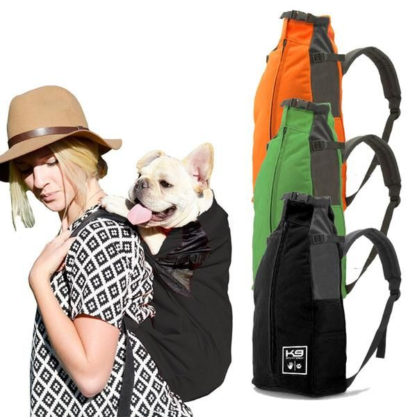 Portable Canine Backpacks