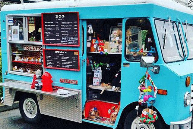 Canine Food Trucks