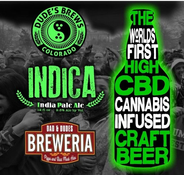 Cannabis-Infused Beers