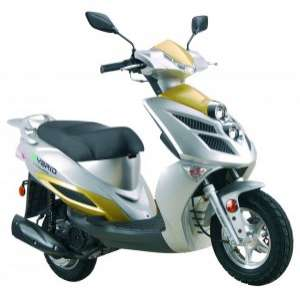 Gas-Electric 2-Wheelers