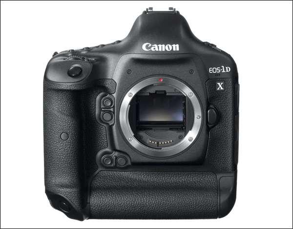 Sleek Squared Cameras