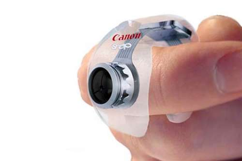 Mini Camera At Your Fingertips