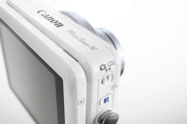 Social Media-Friendly Cameras