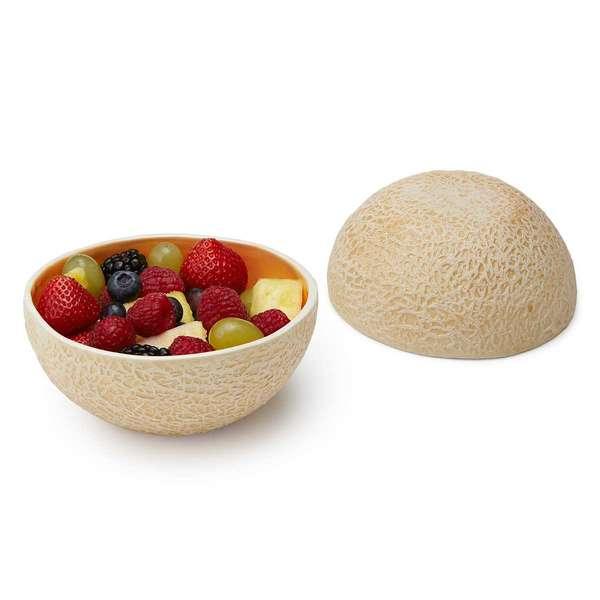 Melon Mimicking Bowls