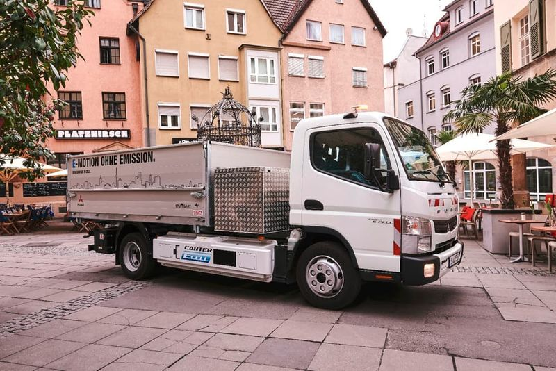 Heavy-Duty Electric Trucks
