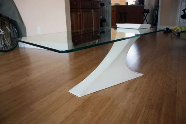 Glass Plank Furniture