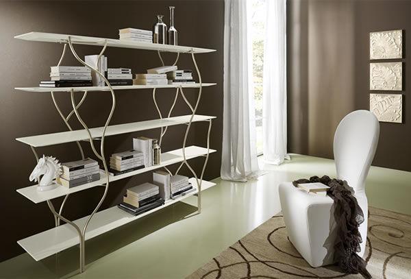 Climbing Vine Bookcases