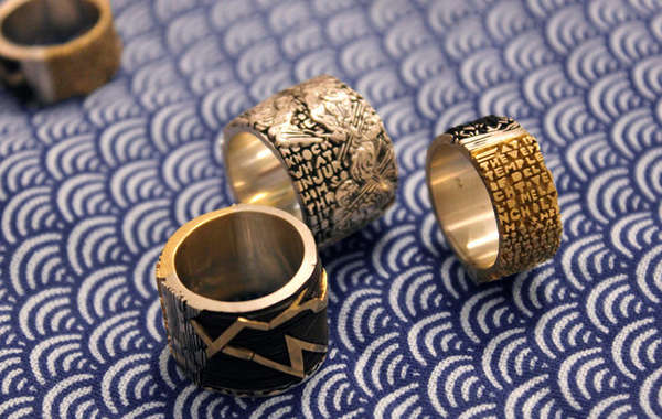 Poetry-Tribute Jewelry