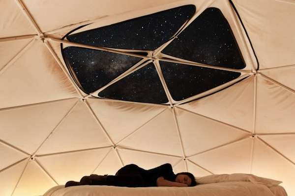 Chic Stargazer Accomodations