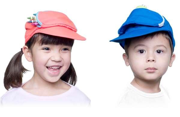 Kiddie Fanny Hats