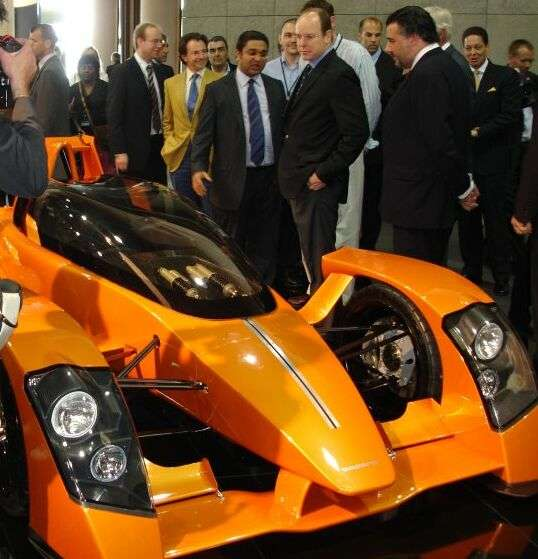 Caparo Freestream T1