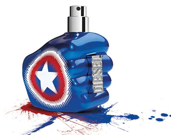 Captain America Only the Brave