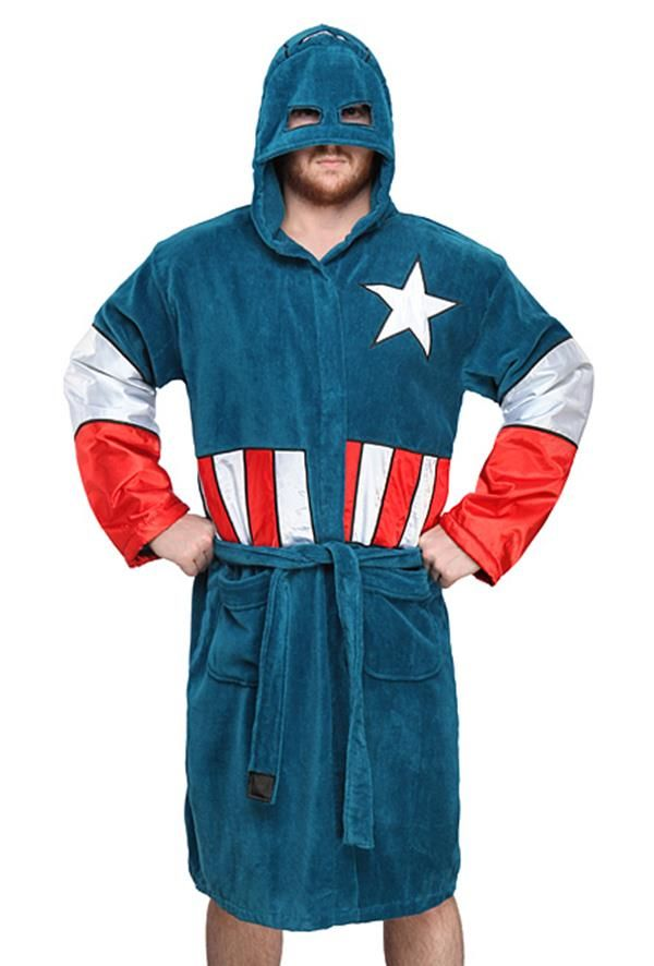 Patriotic Superhero Robes