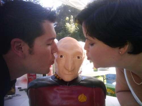 'Star Trek' Nuptial Desserts