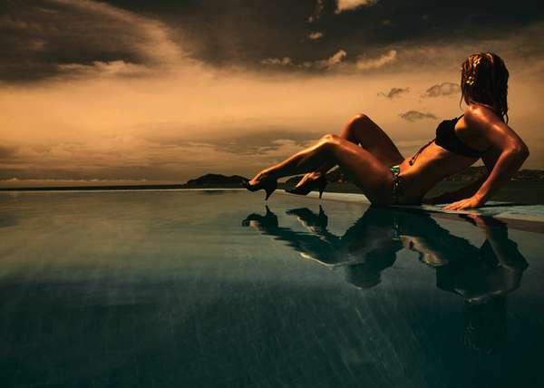 Infinity Pool Photography
