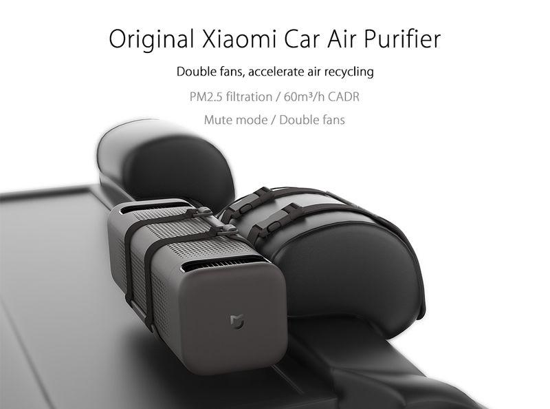 Powerful Vehicular Air Purifiers