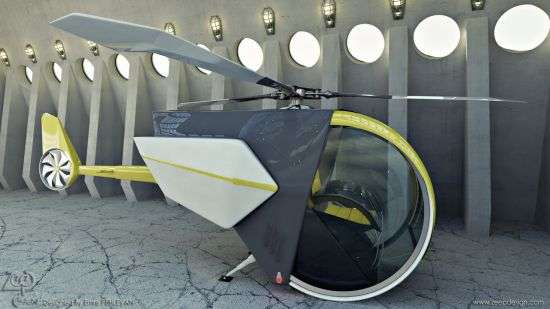 Car-Copter Concepts