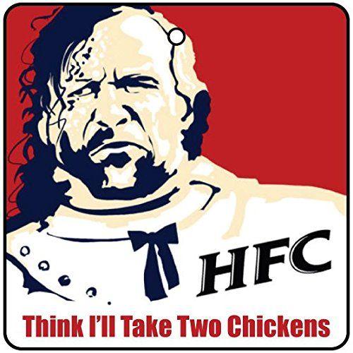 Fried Chicken Car Freshener