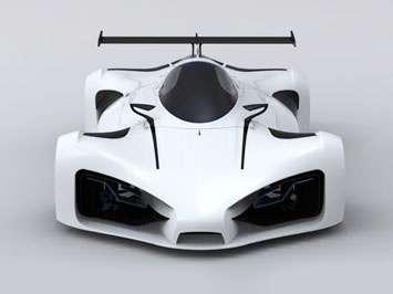 Student-Designed Racecars