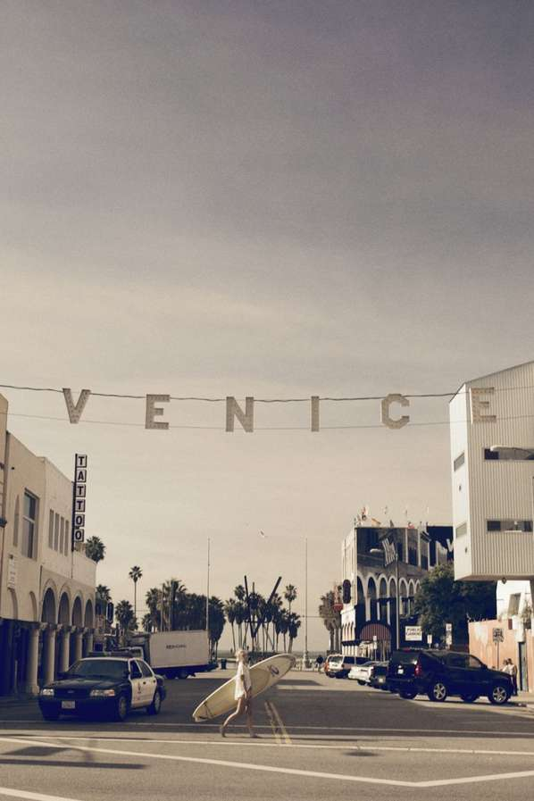 Venice Beach Lookbooks