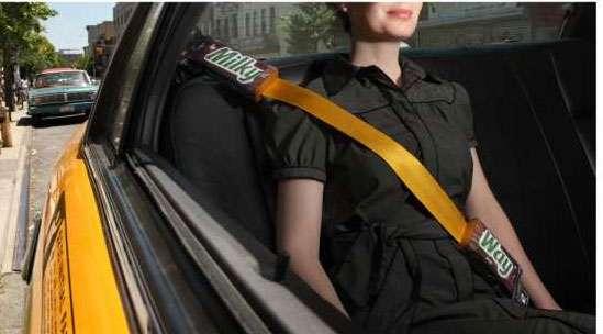 Caramel Seatbelts
