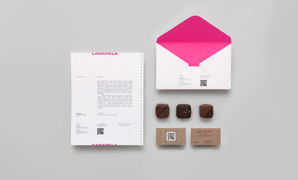 Industrial Chocolate Branding
