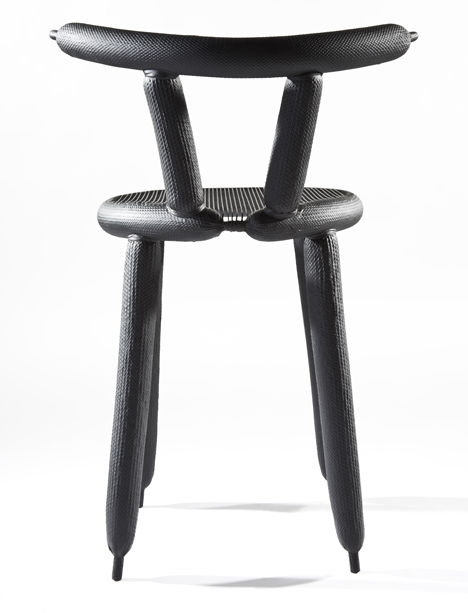 Featherweight Carbon Chairs