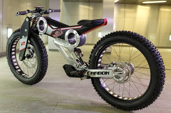 Heavy-Duty Electric Bikes