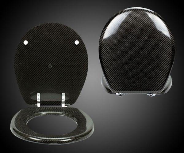 Carbon Fiber Toilet Seats