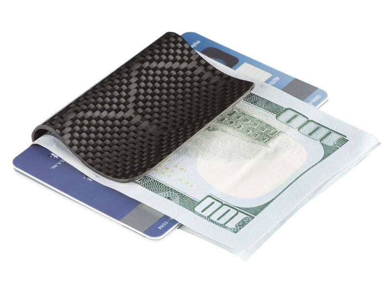 Strong Sculpted Money Clips