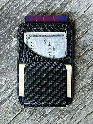 Indestructible Sharkskin Wallets